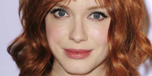 Christina Hendricks Lips